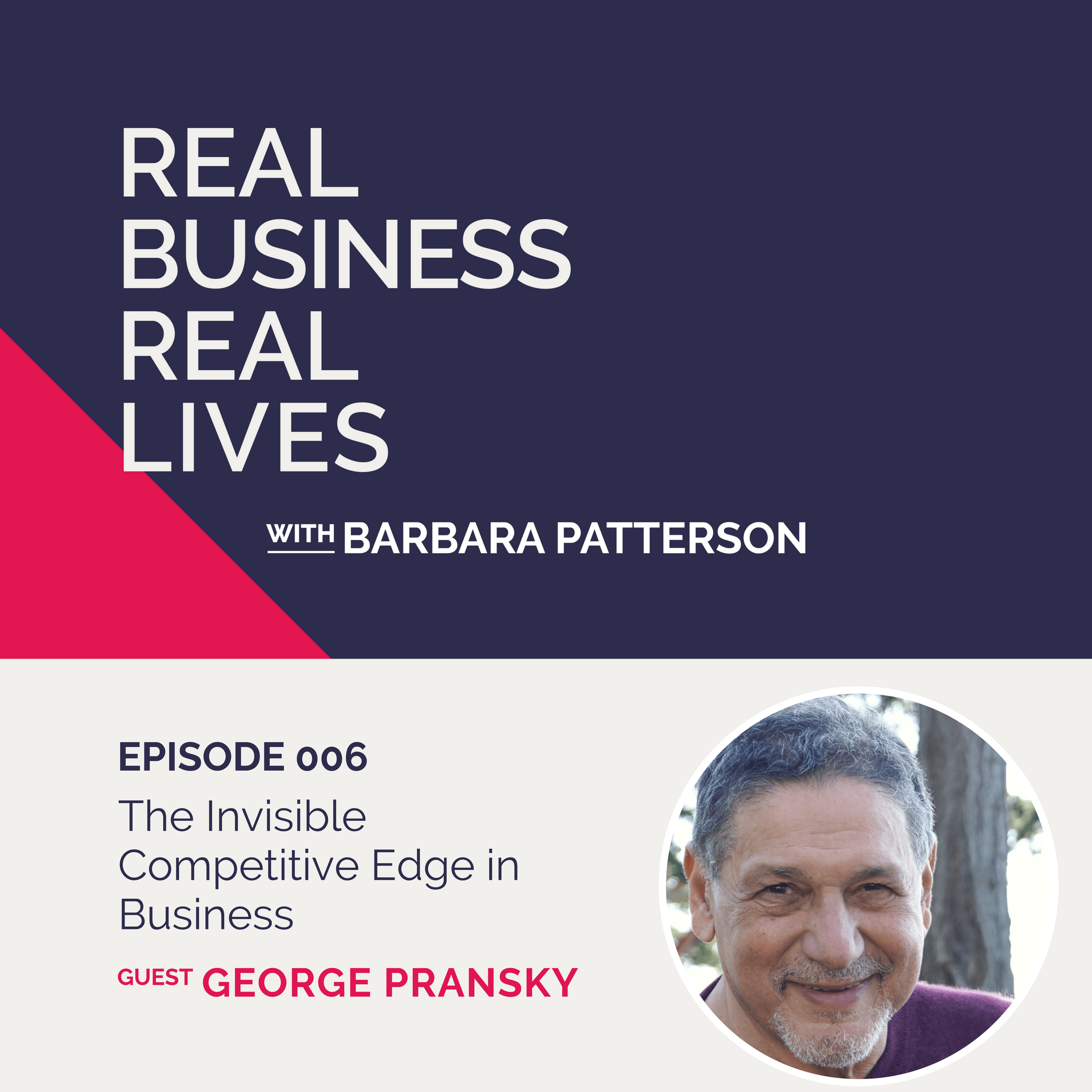 Competitive Edge in Business George Pransky